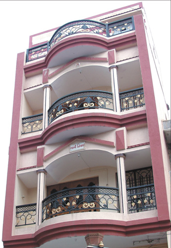 Balcony Grills, Cast Iron Balcony Grills, Balcony Grills